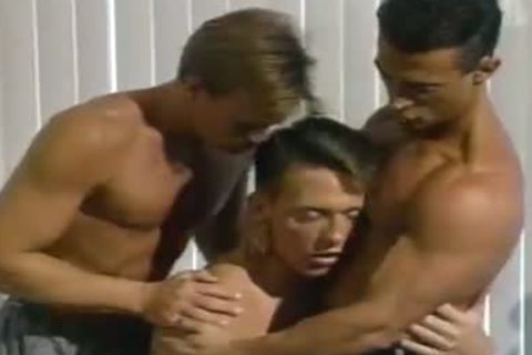 Three homosexual men  JT Sloan Ruben Omar And Casey Williams