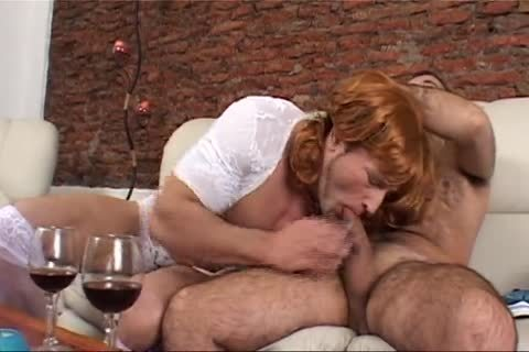 cock-engulfing Dressed As A Woman - Latin-lusty