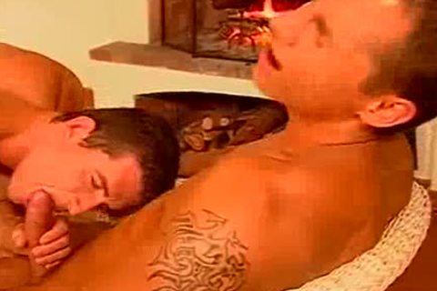 delightsome Muscle 3some