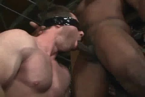 Interracial raw Threeway
