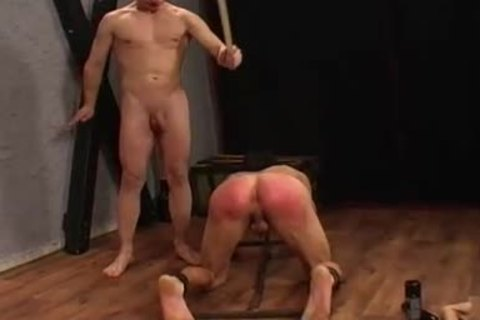 Discipline lad receives Spanked