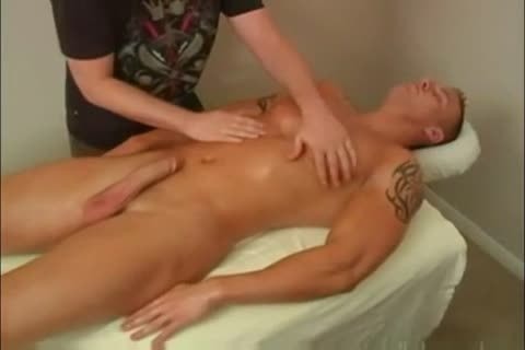 Great homo Massage With Finale