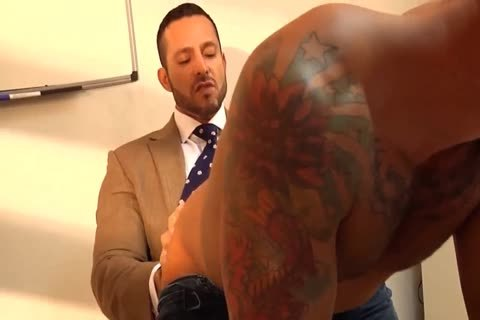 TEACHER nails HIS yummy STUDENTS taut ass