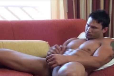 Dante Brice Hard jack off