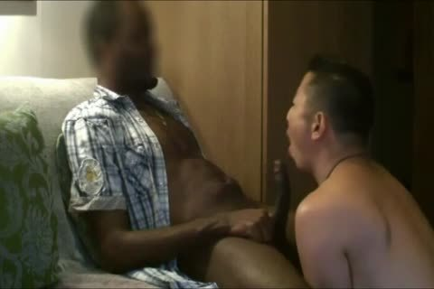 BBC oral-job stimulation