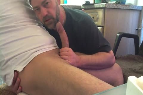 I Had Loads Of joy Playing With he's Bulge And Swallowing His monstrous 10-Pounder. oral joy Starts At Around 5 Mins