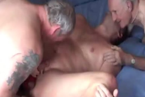 The Bottom Is Spit-roatsed: Me In His face gap; Gordon Up His ass. I Then poke The Bottom On His Back And Then All-fours. The Bottom And I 69 And I'm team-plowed doggy style. The Bottom Sits On My knob - My Ballstretcher Up Against His ass.. On All-