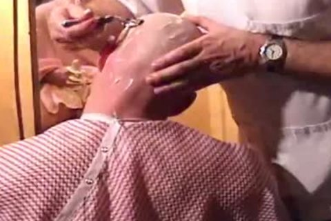 This Harder Treats His Client Well  oral joy job Shave Bald Sex Her Off II
