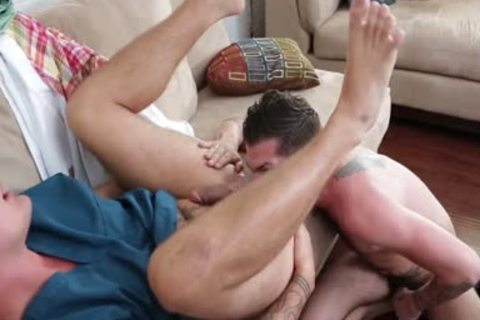 Brody Wilde And Tristan Mathews nailing Hard