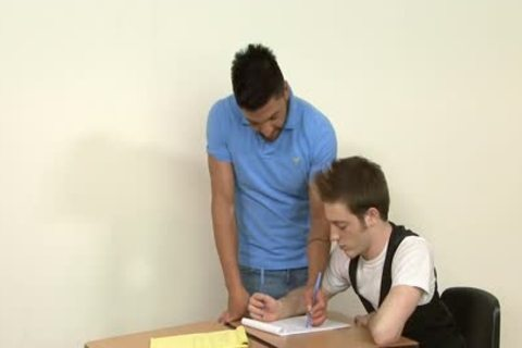 homo Students fucking In The Classroom