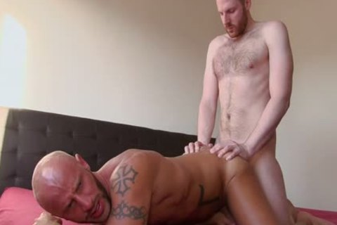 Aymeric Deville Has His arse fucked By Aymeric Deville
