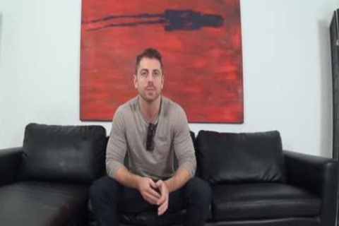 Straight dude On The Casting couch Sucks Some ramrod