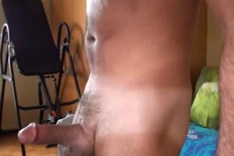 This Is The 2nd clip To Show My recent dildos I Bought lately.  I Show The Different Versions Of The bare Dawg I Have And The recent bare Pup.  Then I Show My recent Tommy Defendi fake dick, Compare It To My Brent Everett fake dick And Then fuck The