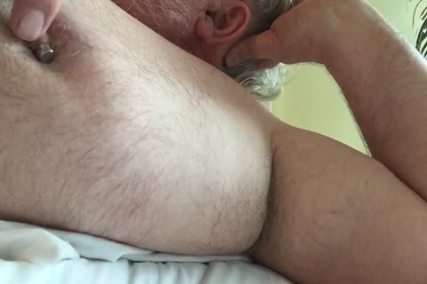 This Week's clip Focuses On My teat And My Armpit. I Tweak My teats Until It Makes My 10-Pounder Hard, Then I jack off And jack off Until I sperm. lastly, I Rub My BearChub Load Into My Armpit Hair For u To engulf.