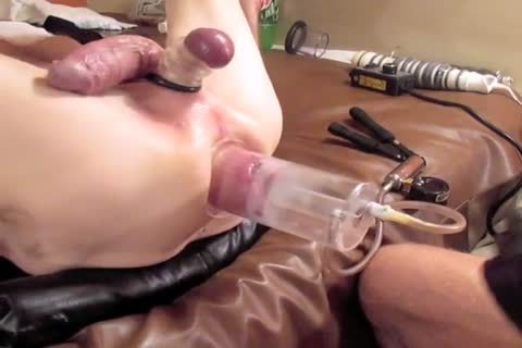 My recent Cylinder Arrived Just In Time For BrianStout To Take It Or Me On it is Maiden trip On 9-16-15.  admirable Experience With The Pricey vibrator, And plenty of Fisting Of My Engorged  Prolapse After An Hour Of Being Pumped. cant expect To Have