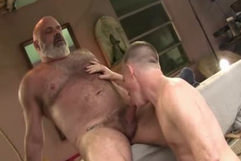 fellows With Great knob pound naughty Daddy Bear