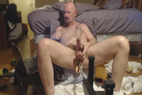 Longer clip. Pumping My 10-Pounder And Going From James Deen To Jeff Stryker Then The Cyborg 8.0.