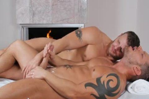 ManRoyale - Shane Frosts Swallows monstrous Load From Jeremy Stevens