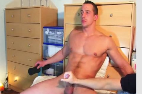 Full video scene: A innocent straight Neighbour acquires Serviced His big 10-Pounder By A man!