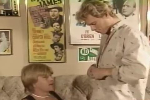 A homosexual slam clip scenes For The 1980s.