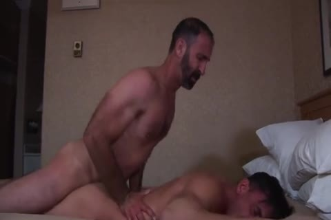Tough Verbal Daddy BB bonks wicked Hung Pup