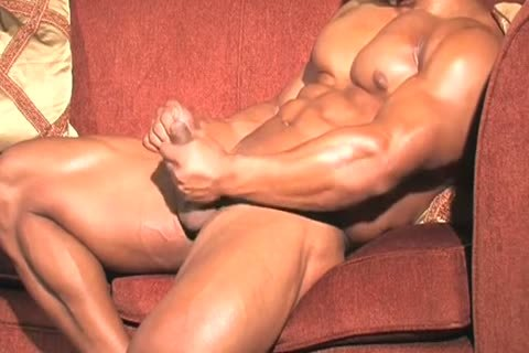 Muscle Japanese sex goo And Take A Shower