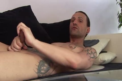 Jeff Paris Spends Some Quality Time Alone wanking His weenie