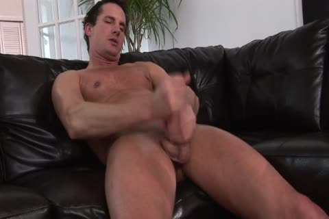 filthy dude likes To Jerk His cock On Camera For Your pleasure