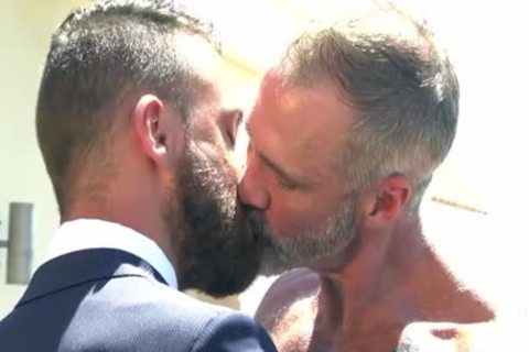 Muscle gays ass job And cumshot