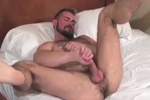 enormous Bear Daddy Breeds nasty wazoo bunch sex nasty hole In Some nice Barebacking Session