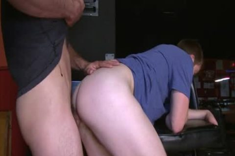 lovely gay Public Sex And ass ball cream flow