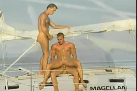An Other homosexual Boat By Rambo?