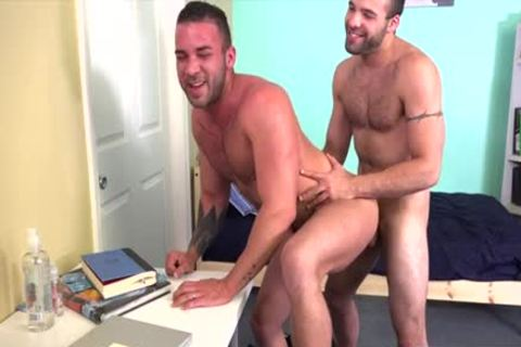 hairy homosexual arse stab With ejaculation