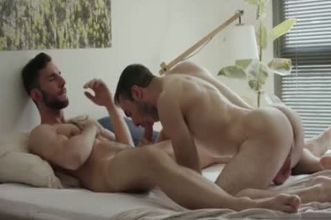 Muscle gay butthole sex And spunk flow