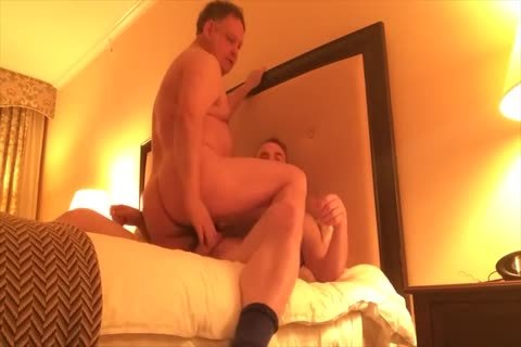 Dilf pounds older daddy
