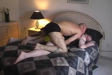 Junior Takes A Licking 2 - Scene 1