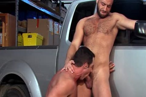 Eddy CeeTee And Nick Capra slam In The Garage