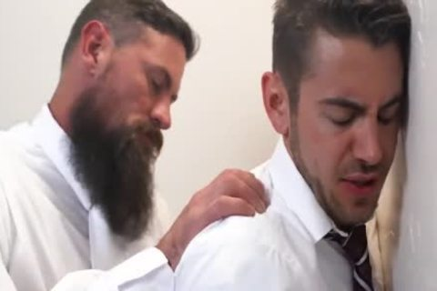 young Mormonboyz bare Priest banging