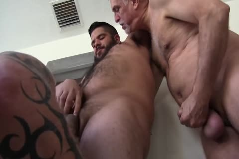 A Great bare Daddy Fuckfest