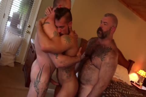 dirty hairy Daddies plowing- Watch Part2 On GayBoysCam.com