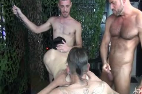 nasty raw Foursome group group-sex