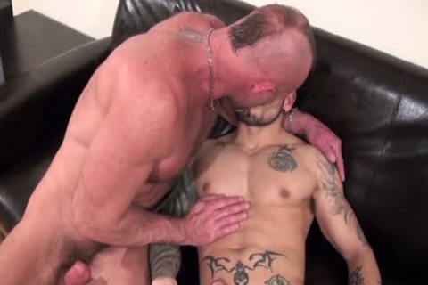 dudes Doing What dudes Do superlatively wonderful; Pumping Each Other Full Of enchanting Loads Of cum