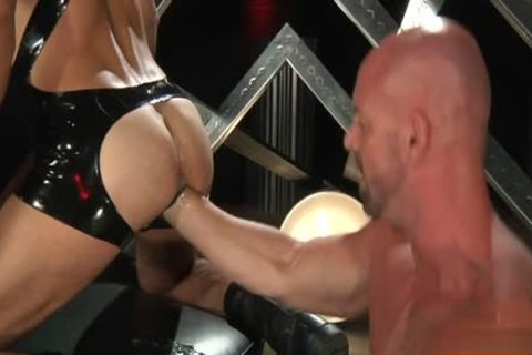 Muscle homo Fetish And cumshot