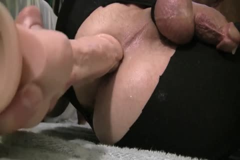 Fragging My anal again With My Fists And toys