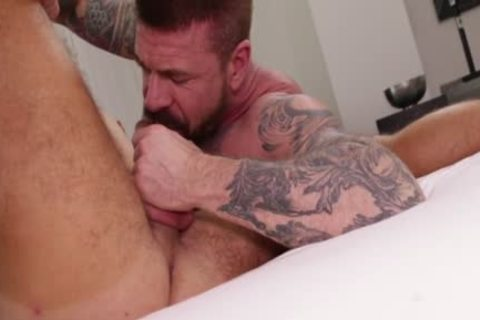 large ramrod homosexual butt To throat With sperm Kiss