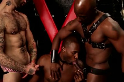 Nubius With Sam Swift And Jay Darksome All group sex!
