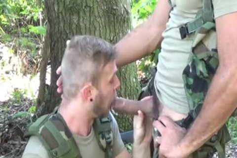 Soldier dream - Sex In Military Uniform