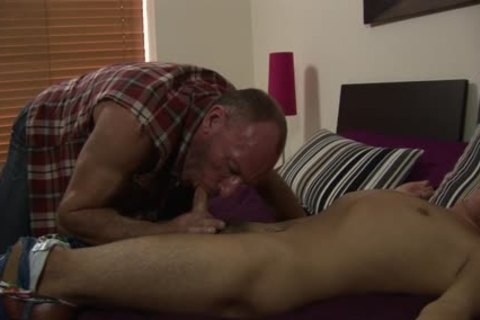 MenVsBoys - Balding homosexual hammers The butthole Of A lovely man