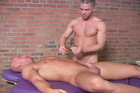 Zack And Jake Tyler Have A delicious Massage
