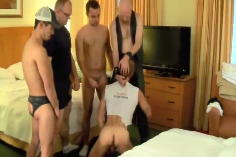 Hottest homosexual Scene With gangbang, group-sex Scenes